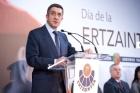 Ertzaintza gobierno vasco