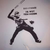 ¡Apoyo total a la resistencia palestina!