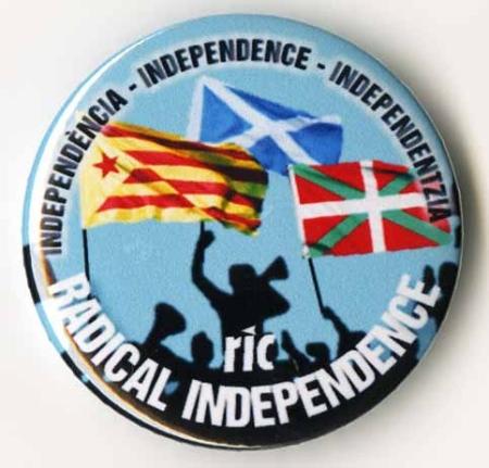 Escocia , Països Catalans y Euskal Herria