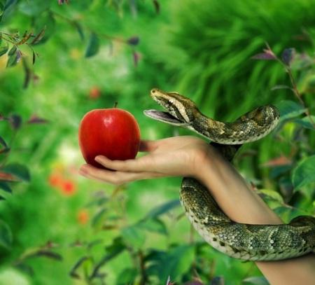 manzana-eva-serpiente-paraiso-1