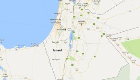 Israel-Palestina-mapa-Google