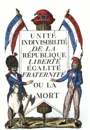 revolucion francesa principios