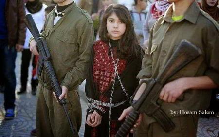 Niña-palestina-detenida