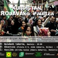 """E-19-21: """"Kurdistan, Rojavako iraultza"""" EHn"""