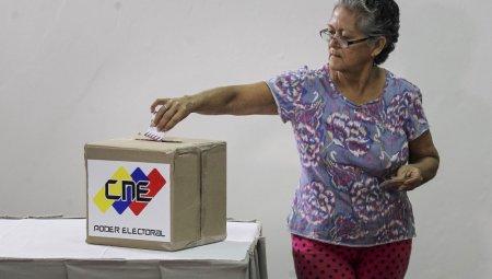 ELECCIÓN DE LA CONSTITUYENTE EN VENEZUELA