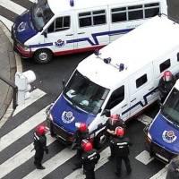 Agresiones policiales en fiestas