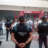 Catalunya, nostálgicos del plan ibarretxe y proletariado del mundo uníos a españa