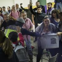 Cruce de caminos en Catalunya