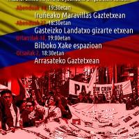 Euskal Herria - Kolonbia, elkartasun zubiak eraikitzen