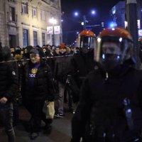 Nazis rusos atacan en Bilbao y las instituciones criminalizan a los antifascistas