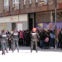 Contra el estado policial en Euskal Herria