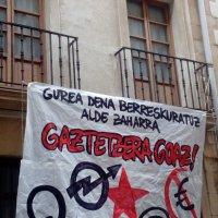 Okupazioak Gernika eta Donostian