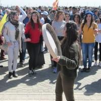 Kurdistan: existitu nahi ez duten herria. Bakur-rerako bisita baten ohartxoak