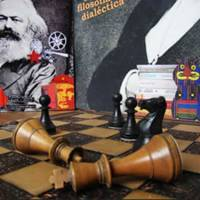 Marx, Txabi y la juventud roja