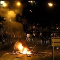 Violencia policial, sectarismo y autodefensa