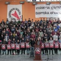 Gazte problematikari klase perspektibatik erantzuteko: Gazte Koordinadora Sozialista