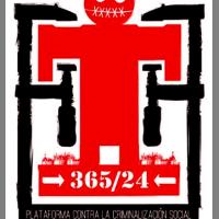 Jornadas contra la represión y la criminalización de la protesta social
