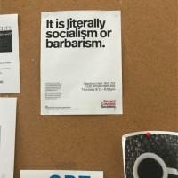 Socialismo o barbarie, respuesta a Eneko Compains y a la burocracia de Sortu