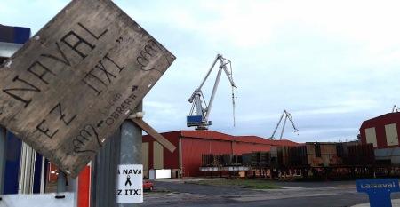 Resultado de imagen de naufragio de la industria vasca
