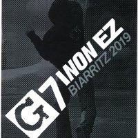 G7aren kontrako ekintza zuzen astea