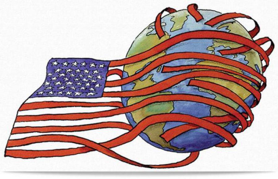 El imperialismo estadounidense y su mito sobre la defensa de los derechos  humanos | Borroka Garaia da!