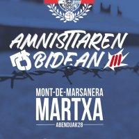 Amnistiaren bidean. Mont-de-Marsanera martxa