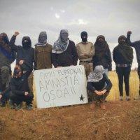 La comunidad internacional de los y las de abajo con Patxi Ruiz (En imágenes)