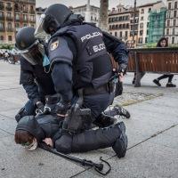 Mezcla explosiva de miseria, represión y fascismo