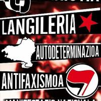 Amnistia, langileria, autodeterminazioa, antifaxismoa |Manifestación 25J