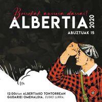 Abuztuaren 15ean denok Albertiara!